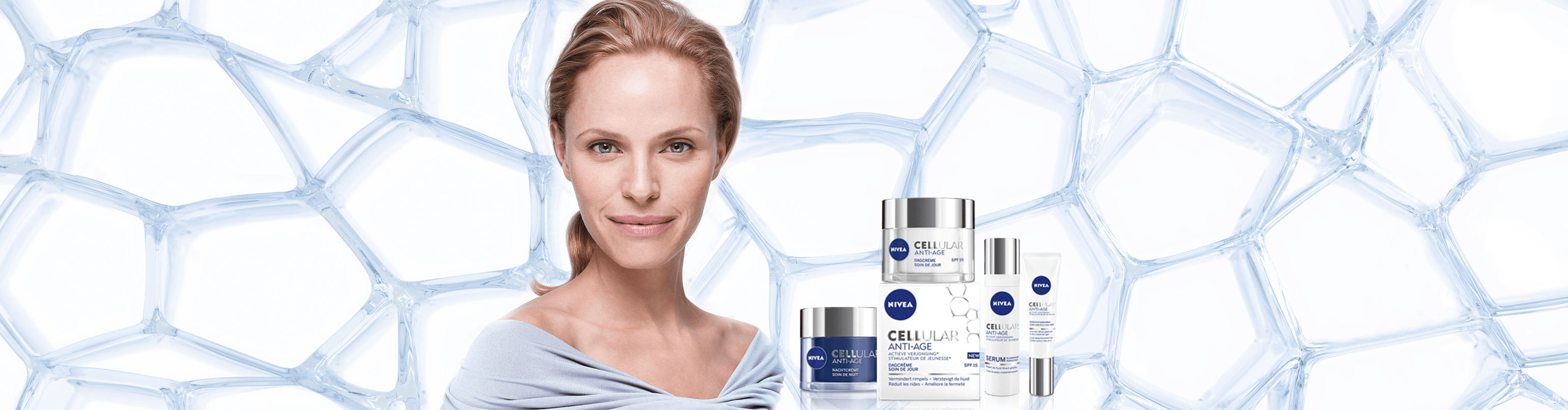 NIVEA CELLular Anti-Age facecare