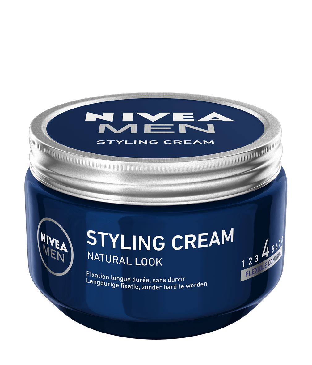 styling cream gel de nivea men. Black Bedroom Furniture Sets. Home Design Ideas